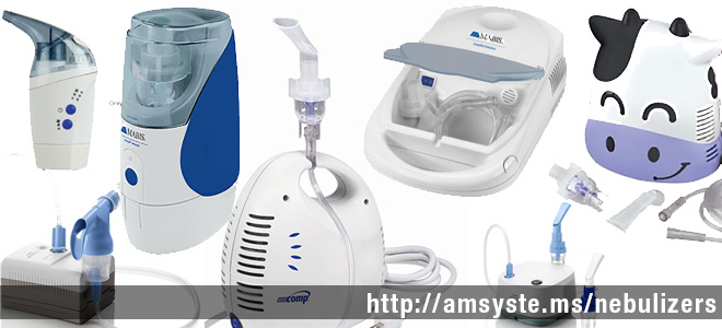 Nebulizers, Compressors, Desktop, Portable