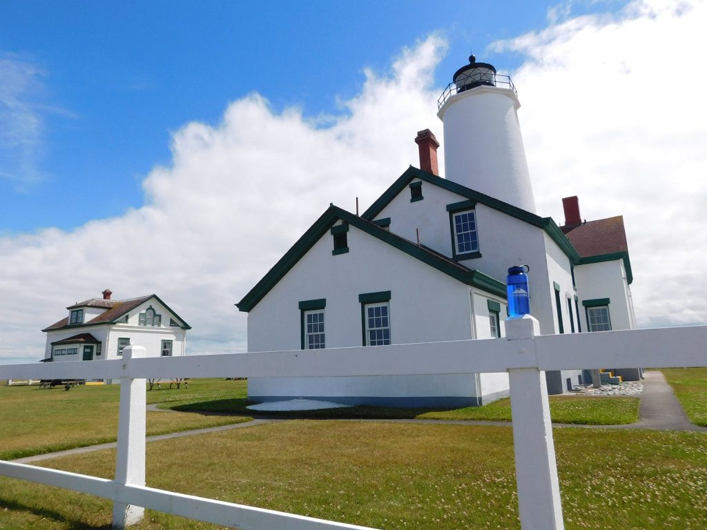 Dungeness Light House - A-M Systems Summer Wellness Program