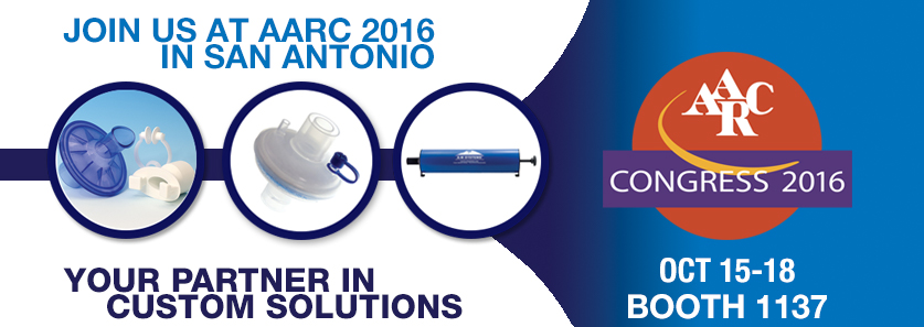 Come See Us at #AARC2016 in San Antonio. It's Our 40th Anniversary!