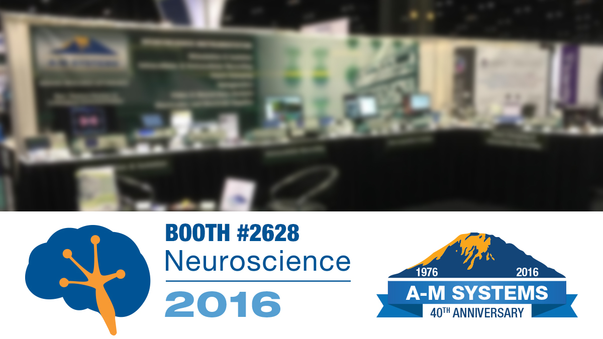 Ready for Neuroscience 2016? We Are!