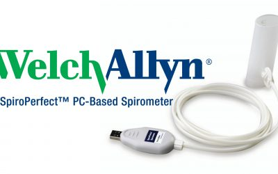 Where to Find the Calibration Code for Welch Allyn Spirometers